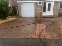 Driveway cleaning cheshire image