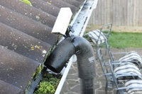 Gutter vac cleaning  image